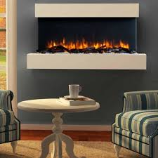 runswick wall mounted electric fire