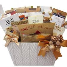 edmonton luxury holiday baskets free
