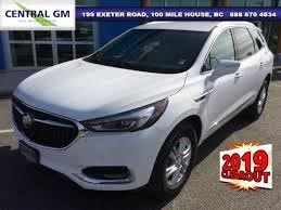 2019 buick enclave at central