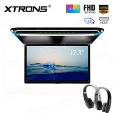 Xtrons 17 3 Digital Tft Fhd 16 9 Bildschirm Fur Auto Amazon De Elektronik