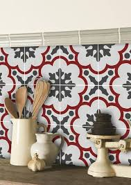 Kitchen And Bathroom Splashback Removable Vinyl Wallpaper Etsy Removable Vinyl Wall Decals Bathroom Vinyl Vinyl Tile