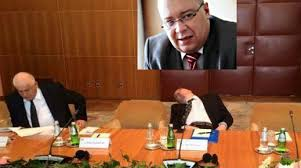 Image result for Dan Mihalache si Iohannis poze