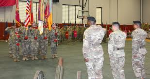 Williamson replaces Harvey as 59th's top enlisted leader   Local News    fortleetraveller.com