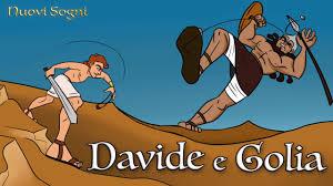 Davide e Golia - Un vero re - YouTube