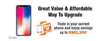 trade in your old phone save more on