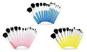 bliss grace makeup brush set