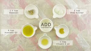 vanilla lip balm recipe by oleum vera