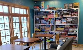 a philadelphia board game cafe