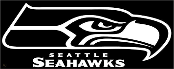 Seattle Seahawks Decal Car Truck Window Large 12 H X 32 W Nfl 1834964085