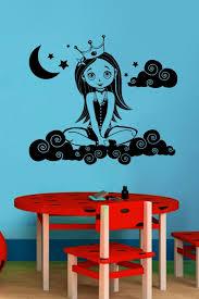Cloud Princess Wall Decals Wall Stickers Art Without Boundaries Walltat Com