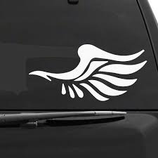 Angel Wing Car Decals The Decal Guru