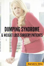 how to prevent dumping syndrome