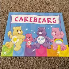 Care Bears Wall Art Canvas Print Poshmark