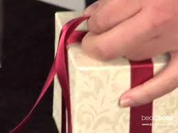 personalized ribbon how to tie the