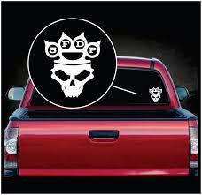 Five Finger Death Punch 5fdp A2 Band Stickers Custom Sticker Shop