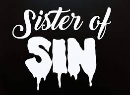 Sister Of Sin Ghost Bc Band Decal Amazon Co Uk Diy Tools