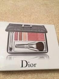 dior plete makeup palette