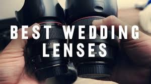 best lenses for wedding photography
