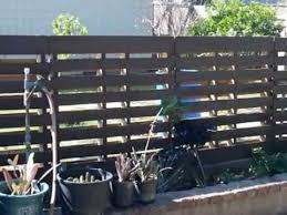 Pallet Fence Very Simple Youtube