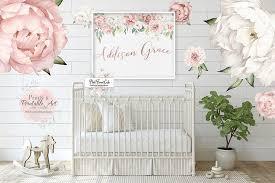 Baby Nursery Kids Room Wall Art Prints Printable Boho Woodland Decor Page 84 Pink Forest Cafe