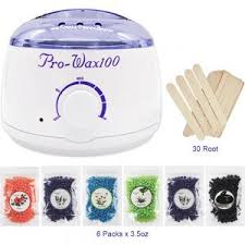 hot wax warmer electric hair removal