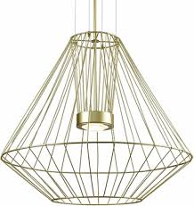kuzco ep68428 gd arctic modern gold led