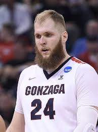 The beard game is strong for Gonzaga's Przemek Karnowski