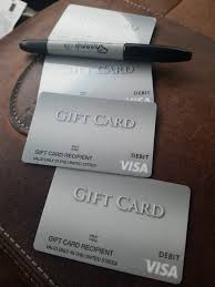 blank visa gift cards at staples