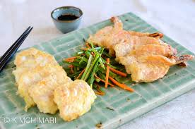 Pan-Fried Fish and Shrimp Jeon ...
