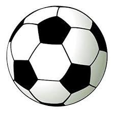 Amazon Com Soccer Ball Vinyl Bumper Sticker Decal Beauty