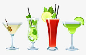 Free Cocktail Clip Art with No Background - ClipartKey