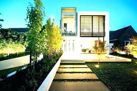 modern home front yard landscaping
