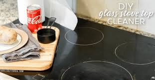 diy glass stove top cleaner 3