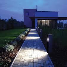 techmar elan 12v led garden post light