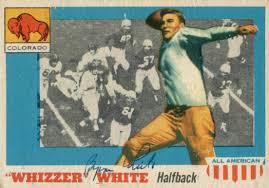 Whizzer White | PSA AutographFacts™