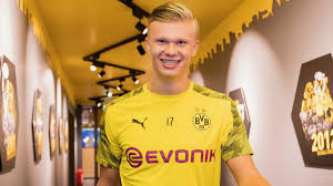 Haaland: Dortmund plan led me to turn down Manchester United - AS.com