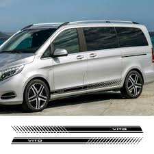 Fits Mercedes Vito Amg Side Stripes Car Decal Vehicle Graphics Stickers Archives Statelegals Staradvertiser Com