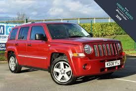 jeep patriot 2 4 limited 5d auto 168
