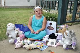 ADDIE'S BUNNIES: Local DJ's help replace Verdigris girl's stolen 'Bun Bun'  | Local News | claremoreprogress.com