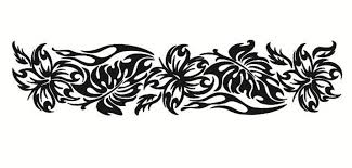 Vinyl Flower Stickers Boxes For Windows Stencil Car Decals Wall Design Mailboxes Bikes Pots Cups Sale Vamosrayos