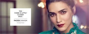 faces cosmetics india