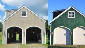 How To Properly Paint A Barn Angie S List