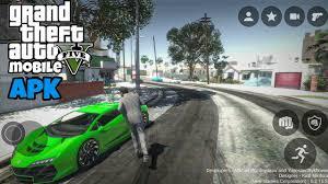 GTA V MOBILE Beta APK (v0.0.2) | Grand Theft Auto 5 Android/iOS ...