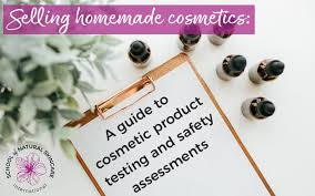 selling homemade cosmetics guide to