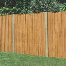 Forest Feather Edge Fence Panels 6 X 6 Pack Of 3 Feather Edge Fence Panels Screwfix Com
