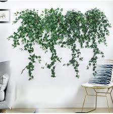plant wall decor hanging plants indoor
