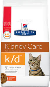 kidney care with en dry cat food