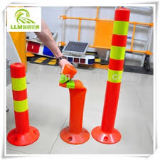 Reflective Bollard Sign Barrier Bollard Fence Post Reflectors View Fence Reflector Llm Product Details From Shenzhen Luming Traffic Equipment Co Ltd On Alibaba Com