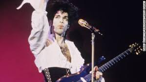 Prince 'Blue Angel' guitar once considered lost sold for over $500,000 - CNN