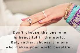 islamic love quotes on muslim marriage for husband wife to be